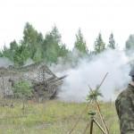 RÕK 2010 suurtükiväepataljon laskmised